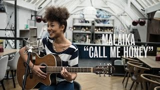 Malaika - Call Me Honey - Ont Sofa Live At Bar Soba