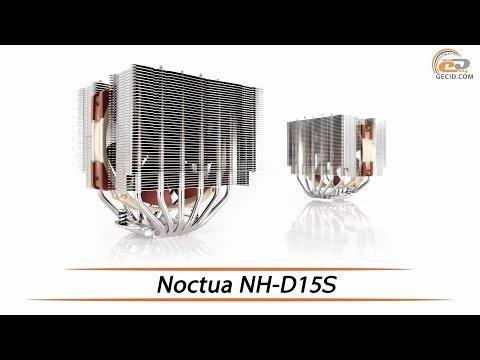 Noctua NH-D15S - видеообзор CPU кулера