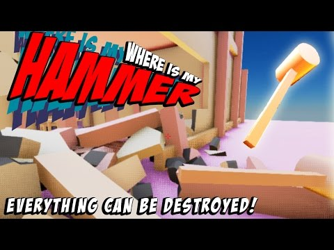 destrua tudo where 39 s my hammer youtube. Black Bedroom Furniture Sets. Home Design Ideas