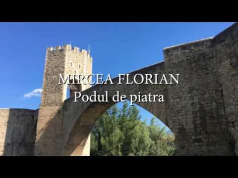 Mircea Florian - Podul de piatra (versuri, lyrics, karaoke)