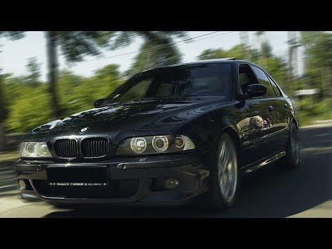 LIMMA M5 E39 - Достойный отец автомобилестроения