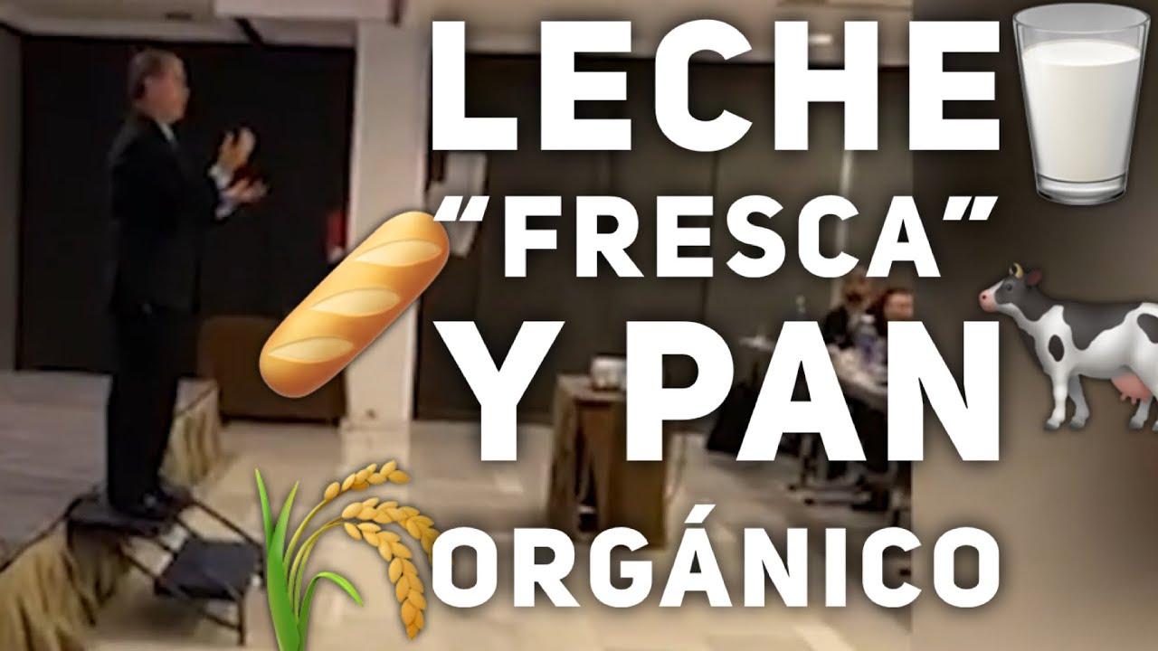 "Episodio #2037 Leche ""Fresca"" y Pan Organico"