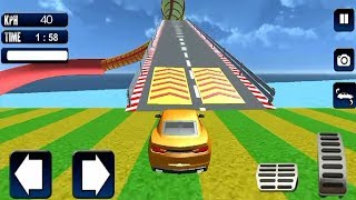 Free Car Extreme, Stunts Game   Android Gameplay | Car Racing Games To Play   Cars Games Download