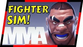 MMA Manager - SPORTS FIGHTING SIM   MGQ Ep. 101