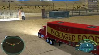 18 Wheels of Steel: Convoy let