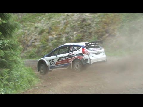 Frank Tore Larsen - Test Elverum 2015 - Motorsportfilmer.net