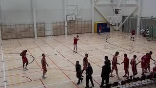 Aalto-Basket - LoKoKo Bisons, 7.10.2017, M1DB