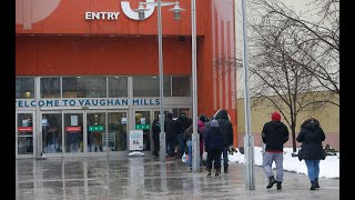 YORK REGION OPEN AGAIN: First time In the red zone since before Xmas