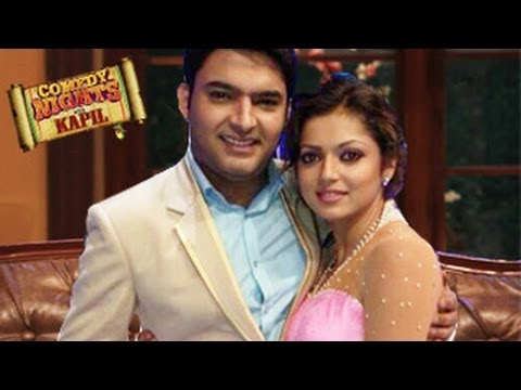Drashti Dhami S Romance With Kapil Sharma On Comedy Nights