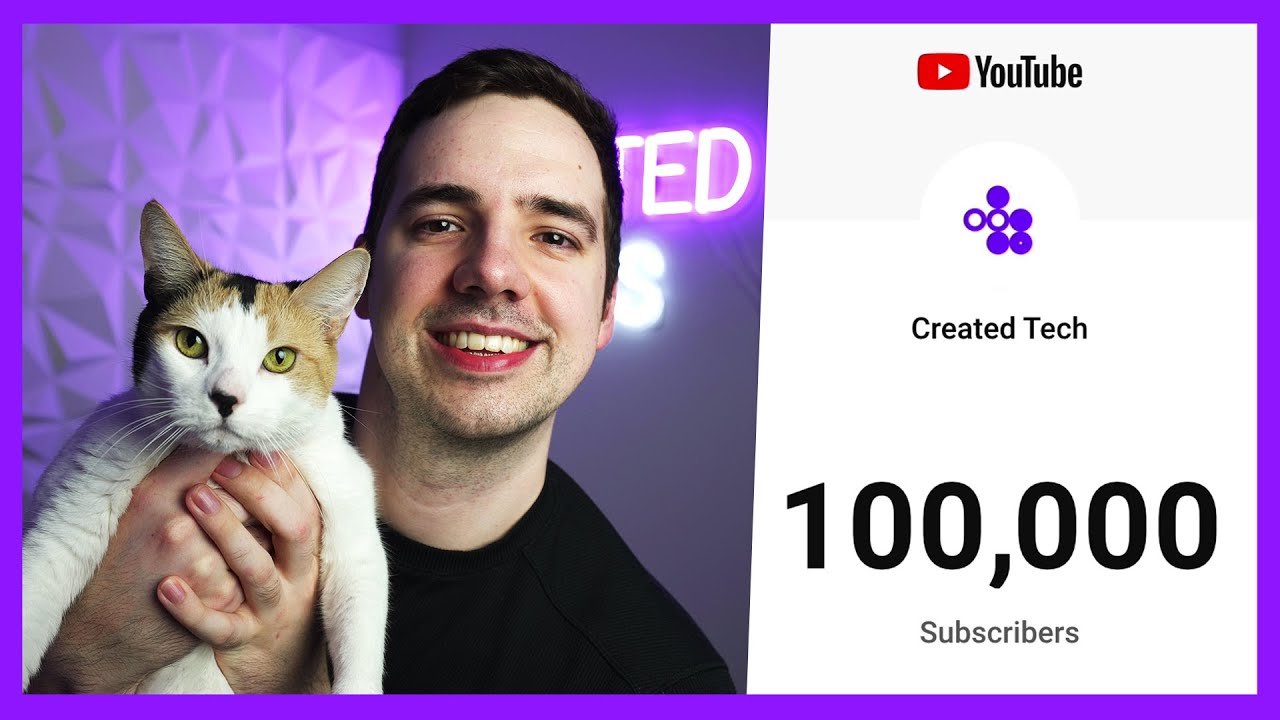 THANK YOU FOR 100K SUBSCRIBERS!