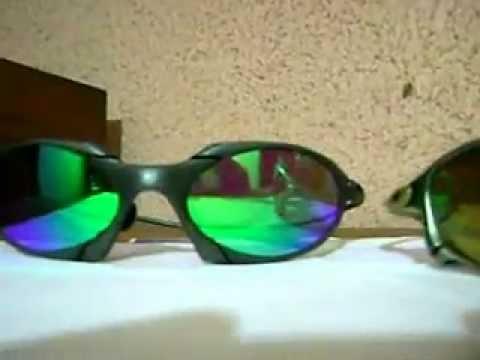 c21da1af0 Oakley Romeo 1.0 Xmetal G26 iridium / Xx 24k iridium - YouTube