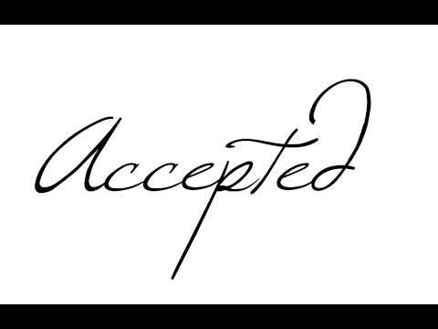"""Jacksonville State University Admissions: """"Accepted"""""""