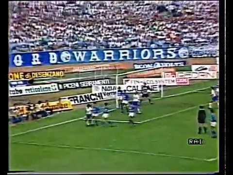 1986/87, (Napoli), Brescia - Napoli 0-1 (01)