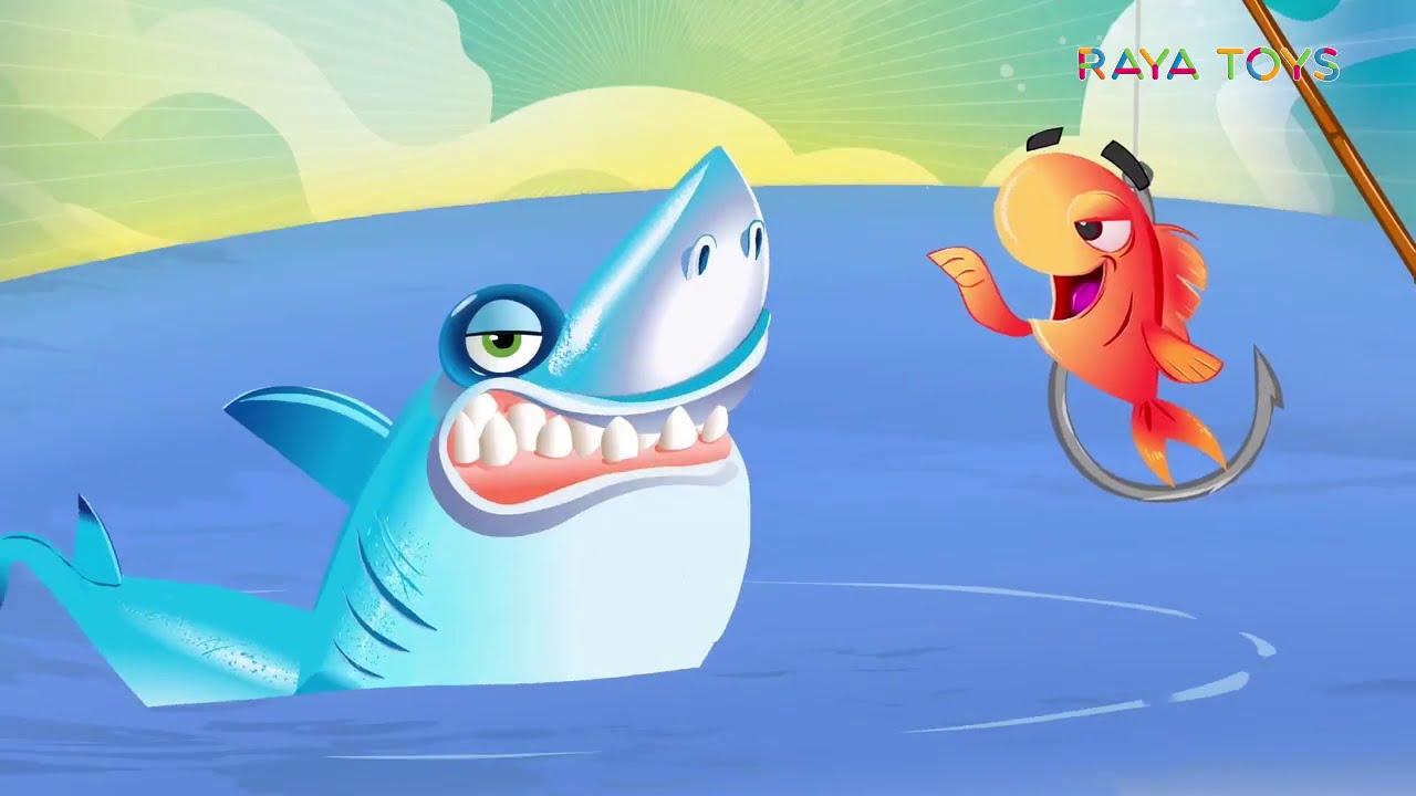 Игра Пази се от акулата | RAYA TOYS