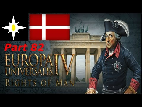 Eu4 Denmark Rights Of Man Part 82 Glory for Me