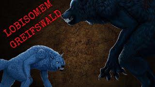 Lobisomens reais invadiram a Cidade de Greifswald na Alemanha!!!