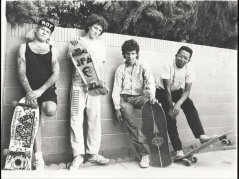 JFA - Skateboard Anarchy