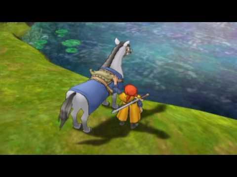 Dragon Quest VIII: All Medea - Mystical Spring Events