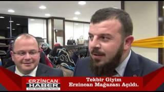 Tekbir Giyim Erzincan Mağazası