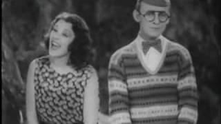Jazzy Comedy Sketch from 1930