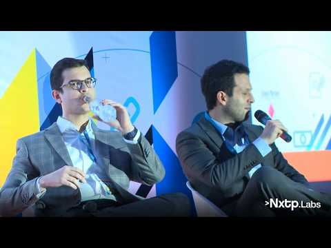 "Fintech Conference 2017: Panel ""Apostar y ganar en la transformación digital"""