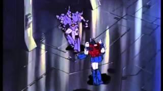 Transformers G1 Ultra Magnus vs Cyclonus (The Killing Jar)