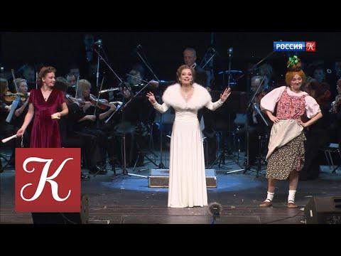 Премьера драматического концерта прошла на сцене МХАТа имени Горького. Новости культуры с В. Флярк…