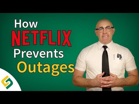 How Netflix Prevents Unplanned Outages