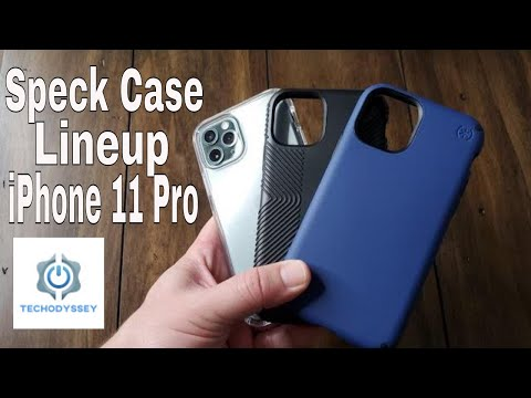 Speck Cases for the iPhone 11 Pro - The Best Gets Better