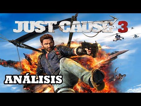 JUST CAUSE 3 - ANÁLISIS