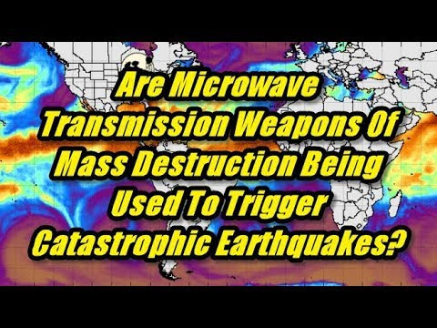 "PLANET X ""LIVE STREAM"" - Are Microwave Transmissions Being Used To Trigger Earthquakes?"