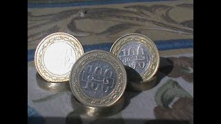 Make Double Sided Rings out of Coins