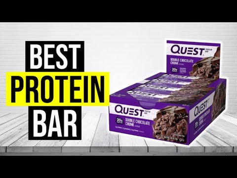 BEST PROTEIN BAR 2020 Top 5