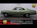 1970 Chevrolet Nova,Gateway Classic Cars-Nashville#424