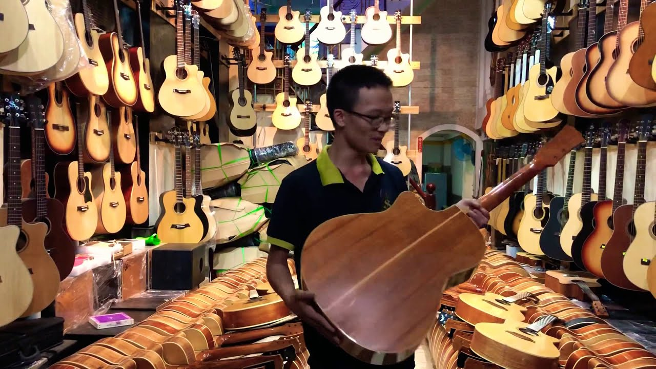 Bán guitar giá rẻ- xả hàng 70%