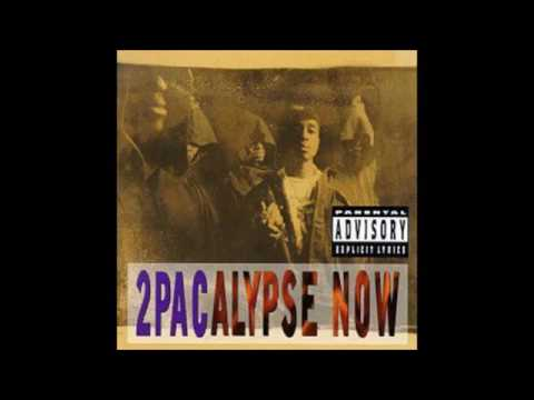 2Pacalypse Now Album 1991