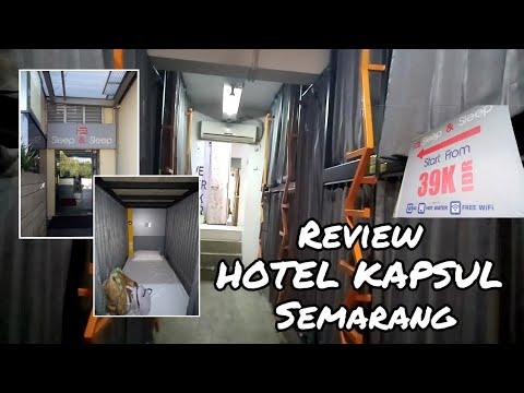 review-&-tour-hotel-kapsul-di-semarang