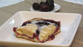 Cherry Pie Bars - Lynn's Recipes
