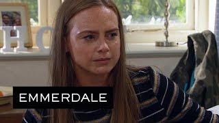 Emmerdale - Nate Dumps Amy After Kerry Caught Him with Moira