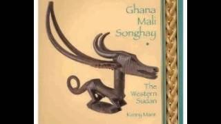 History Book Review: Ghana Mali Songhay: The Western Sudan (African Kingdoms of the Past) by Kenn...