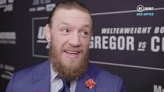 """I dreamed that finish!"" Conor McGregor reflects on his amazing win over Donald Cerrone at UFC 246"