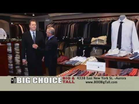 Big Choice Big and Tall Suit Sale