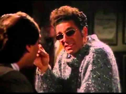 Kramer - Smoke - Drink w/Blooper