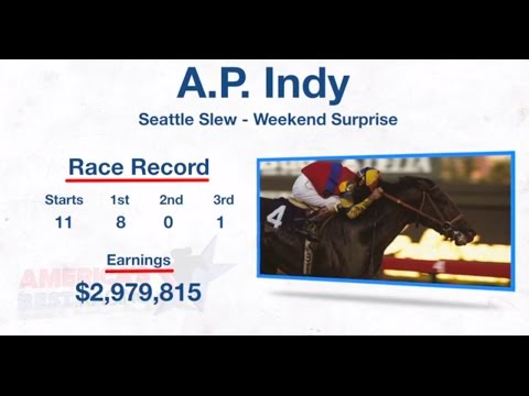 Legends: A.P. Indy