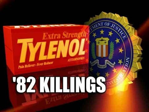 the tylenol murders Tylenol murders review may involve new evidence, technology abc 7 chicago 10:00pm news february 05, 2009 by stacey baca the 27-year-old tylenol.