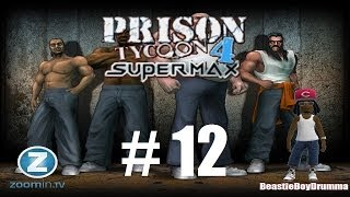 Lets Play Prison Tycoon 4 - Part 12