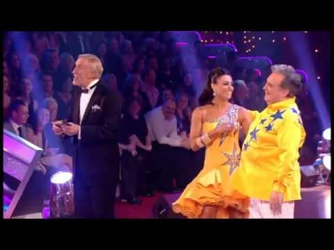 Russell Grant and Flavia Cacace   Jive At Wembley