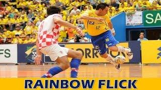 Magia En Una Jugada de Fútbol (Compilado) ● Best Rainbow Flick Compilation