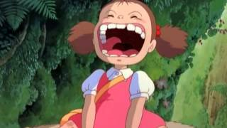 Disney Channel Russia Promo - Tonari no Totoro