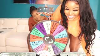 SPIN THE MYSTERY WHEEL CHALLENGE